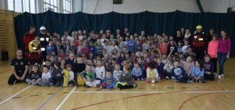 Odwiedziny w szkole w Józefowie
