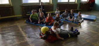 Ratujemy i uczymy ratować – Szkoła Podstawowa nr 5
