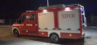 Nowy samochód ratowniczo – gaśniczy